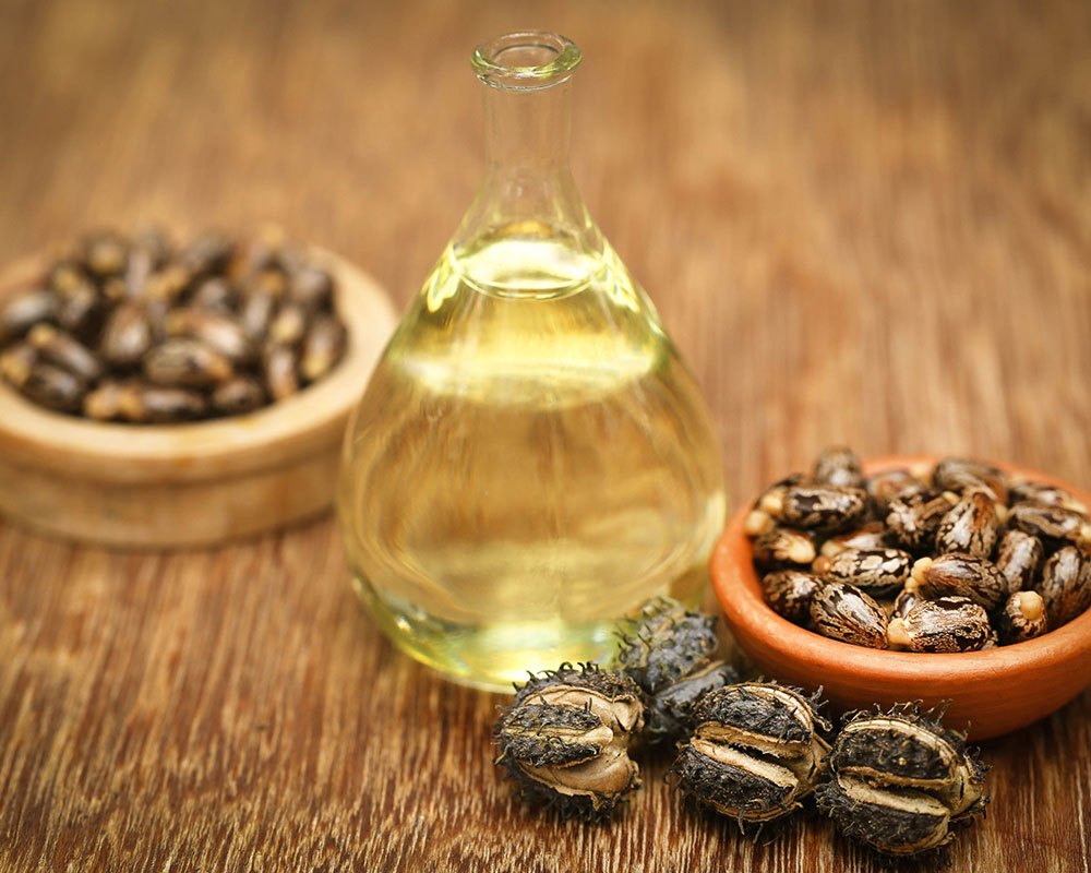 L'huile de ricin est un secret de beauté naturelle